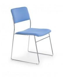 Krzesło konferencyjne na płozach Vito