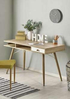 Nowoczesne biurko w stylu skandynawskim B-34
