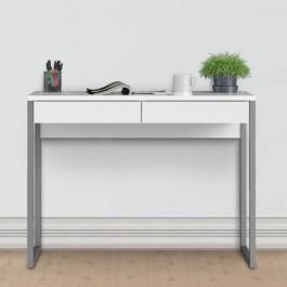 Biurko 2S Function biały połysk