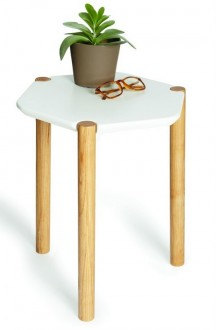 Stolik w stylu skandynawskim Lexy