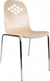 Krzesło Lupo wood