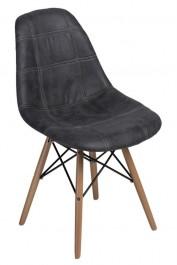 Krzesło P016W Pico grafitowy