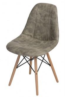 Krzesło P016W Pico oliwkowy