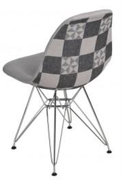 Krzesło P016 insp. DSR Pattern szary