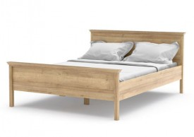 Łóżko Silkeborg 160x200 cm