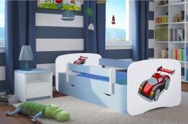 Łóżko dziecięce Babydreams z obrazkiem 180x80
