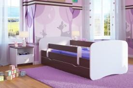 Łóżko dziecięce Babydreams bez obrazka 140x70