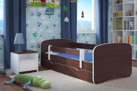 Łóżko dziecięce Babydreams 180x80
