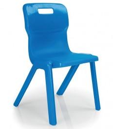 Szkolne krzesło jednoczęściowe T1 rozmiar 1 (93-116 cm)