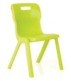 Szkolne krzesło jednoczęściowe T4 rozmiar 4 (133-159 cm)