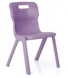 Szkolne krzesło jednoczęściowe T6 rozmiar 6 (159-188 cm)