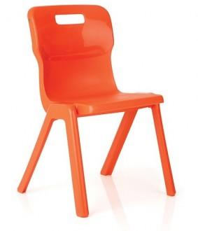 Szkolne krzesło antybakteryjne T2AN rozmiar 2 (108-121 cm)