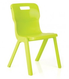 Szkolne krzesło antybakteryjne T4AN rozmiar 4 (133-159 cm)