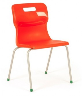 Szkolne krzesło klasyczne T14 rozmiar 4 (133-159 cm)