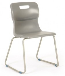 Szkolne krzesło na płozach T25 rozmiar 5 (146-176 cm)
