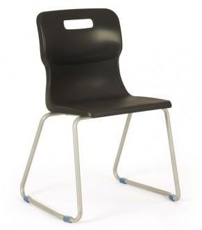 Szkolne krzesło na płozach T26 rozmiar 6 (159-188 cm)