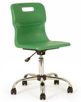 Szkolne krzesło obrotowe T30 rozmiar Junior (119-146 cm)
