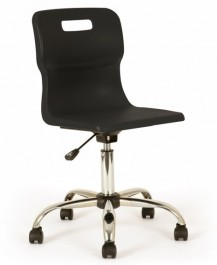 Szkolne krzesło obrotowe T35 rozmiar Senior (133-174 cm)