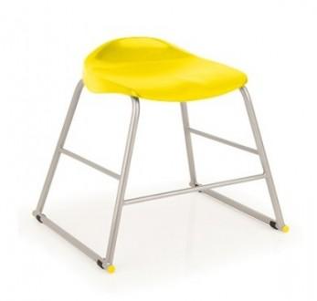 Laboratoryjny stołek na płozach T90 rozmiar 3 (119-142 cm)
