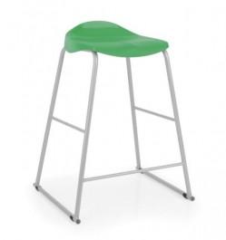 Laboratoryjny stołek na płozach T93 rozmiar 6 (159-188 cm)