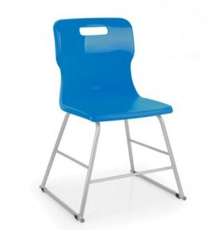 Wysokie krzesło laboratoryjne T60 rozmiar 3 (119-142 cm)