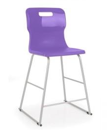 Wysokie krzesło laboratoryjne T62 rozmiar 5 (146-176 cm)
