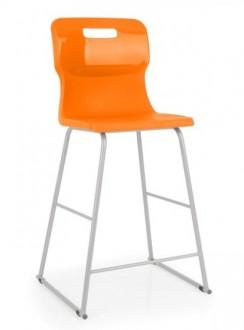 Wysokie krzesło laboratoryjne T63 rozmiar 6 (159-188 cm)