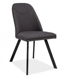 Tapicerowane krzesło jadalniane Pablo