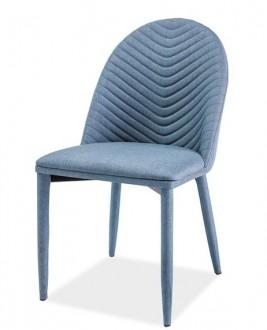 Tapicerowane krzesło jadalniane Lucil