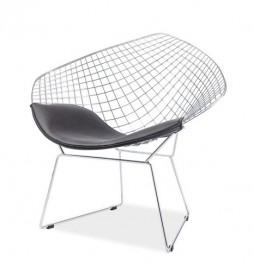 Komfortowe krzesło na płozach Remo