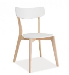 Krzesło w stylu skandynwaskim Tibi