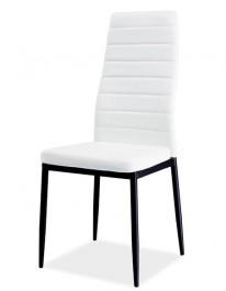 Krzesło z ekoskóry H261 bis c