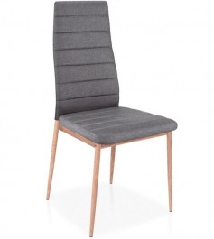 Krzesło tapicerowane tkaniną H264 bis
