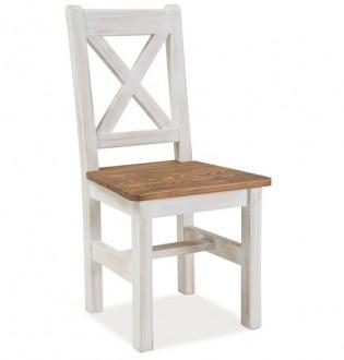 Drewniane krzesło do jadalni Poprad