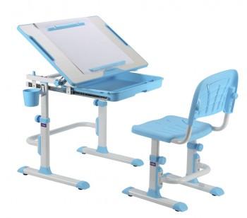 Biurko i krzesło dziecięce z regulacją wysokości Cubby Karo