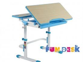 Ergonomiczne biurko dziecięce z regulacją wysokości Lavoro L