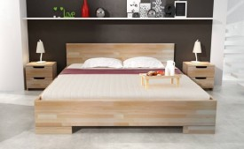 Łóżko bukowe Skandica Spectrum Maxi&Long