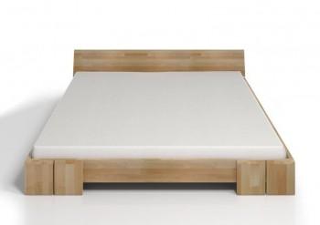 Łóżko bukowe Skandica Vestre niskie