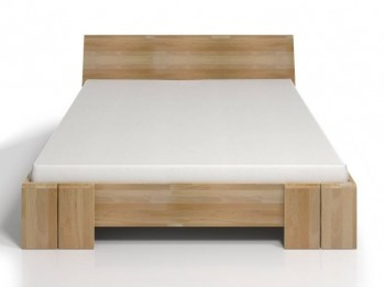 Łóżko bukowe Skandica Vestre Maxi