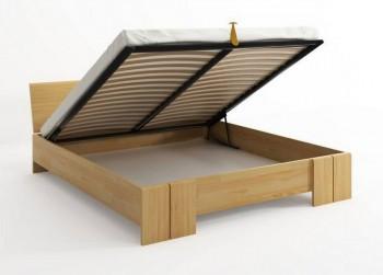 Łóżko sosnowe Skandica Vestre Maxi&ST