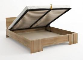 Łóżko bukowe Skandica Vestre Maxi&ST