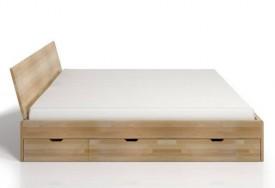 Łóżko bukowe Skandica Vestre Maxi&DR
