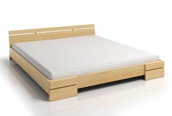 Łóżko sosnowe Skandica Sparta Long
