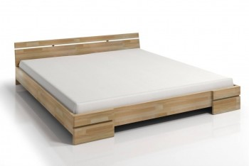 Łóżko bukowe Skandica Sparta Long