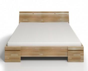 Łóżko bukowe Skandica Sparta wysokie Maxi