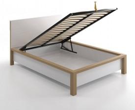 Łóżko drewniane Skandica InBig&ST