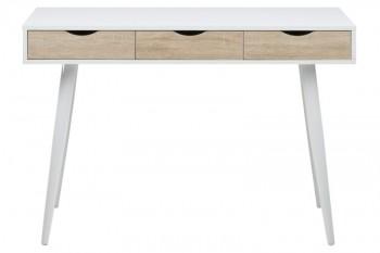Nowoczesne biurko skandynawskie z szufladami Neptun