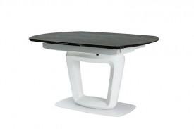 Rozkładany stół do jadalni z ceramicznym blatem Claudio Ceramic