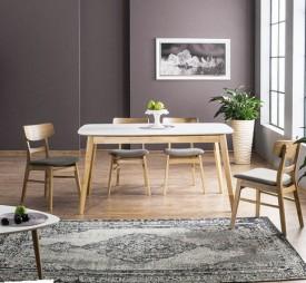 Stół do jadalni w stylu skandynawskim Felicio 2