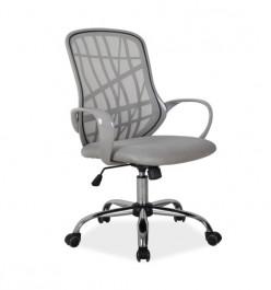Obrotowe krzesło biurowe Dexter szary